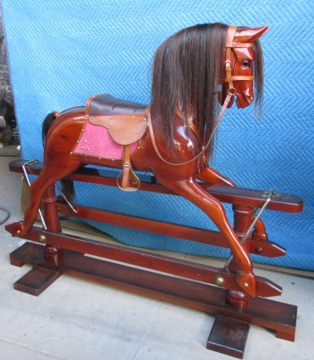 48 inch tall Stevenson Rocking Horse