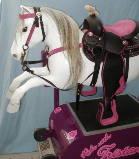 My Pretty Pony Coin Operated ...almost Real