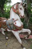 Reproduction Carousel Horses & More