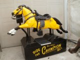 Champion Coin operated Kiddie Ride Horses