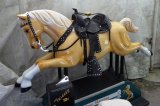 Roy Rogers' Trigger Coin Operated Kiddie Ride Horse