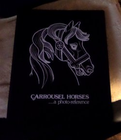 Carrousel Horses..a photo-reference by Marge Swenson  A must for every carver
