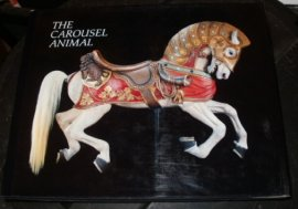 The Carousel Animal, out of print book