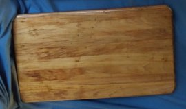 Wood Base - For Jumper  Oak stained Golden Oak