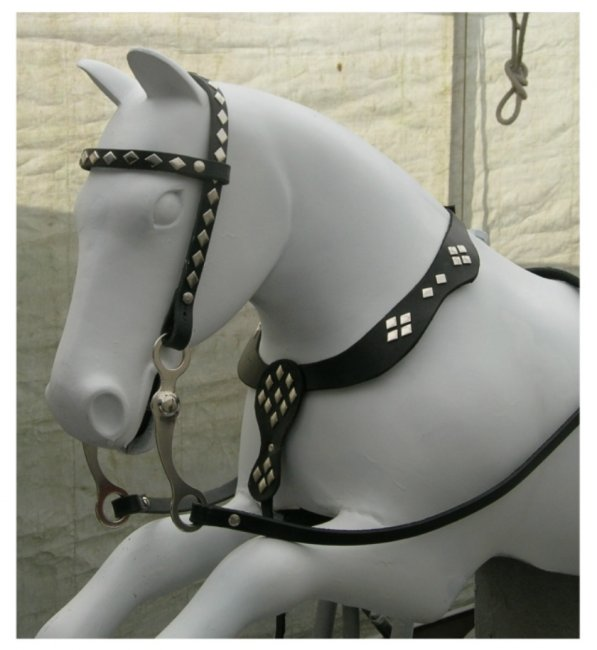 Coin-Op Horse Breast Collar  ONLY