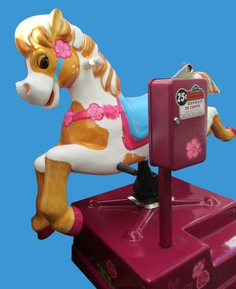 Sweet Pony Coin-operated Horse
